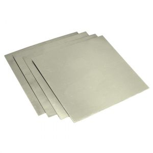 Nickel Silver Sheet Metal (German Silver)