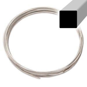 Silver Filled Dead Soft Square Wire