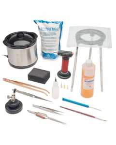 Basic Jewelry Soldering Kit with Butane Torch