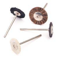 Mounted Wheel Bristle Brushes