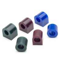 Matt Wax Ring Tubes Sample Set