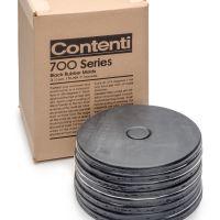 700 Series - Black Organic Mold Rubber