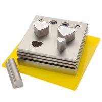 Heart Shape Disc Cutter Set