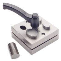 Large Oval Disc Cutter Set with Lever Opener