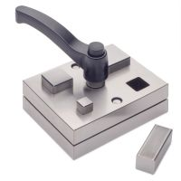 Large Square Disc Cutter Set with Lever Opener