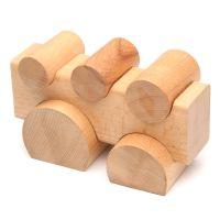 Large Hardwood Bending Block
