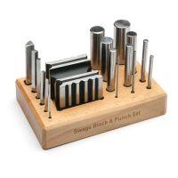 16 Punch Forming Block Set