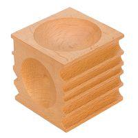 Wood Dapping & Forming Block