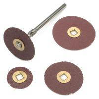 Moore's Snap-On Sanding Discs