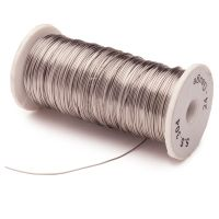 Soft Round Stainless Steel Wire