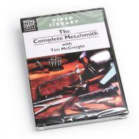 The Complete Metalsmith, Tim McCreight (DVD)